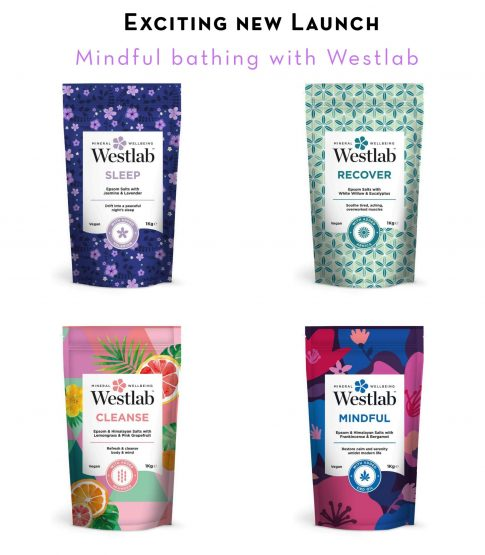 Mindful Bathing with Westlab - New Launch!