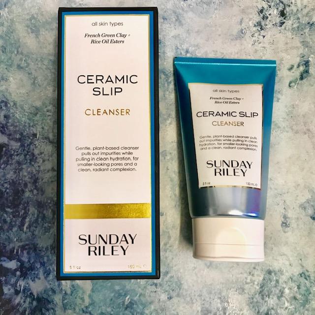 NEW vs ORIGINAL: Sunday Riley ceramic slip cleanser - WOW
