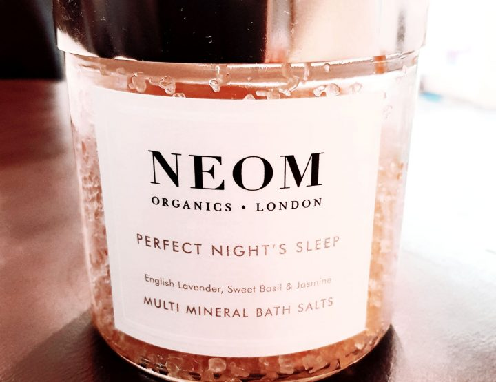 A Perfect Night's Sleep with Neom's Bath Salts