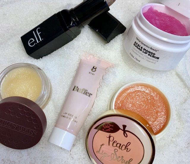 Keep it sweet – love these lip scrubs!