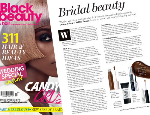 Bridal Beauty! Black Beauty & Hair Magazine