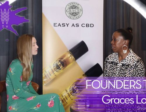 Founders Talk with Shiona Redmond of Graces London