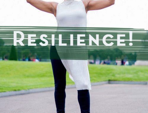 Let's all be resilient!