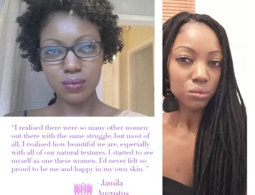 My Beauty Journey with Jamila Augustus