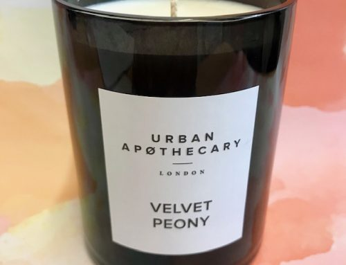 Fragrant Summer Candles