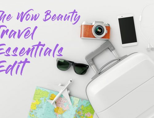 The Wow Beauty Travel Essentials Edit