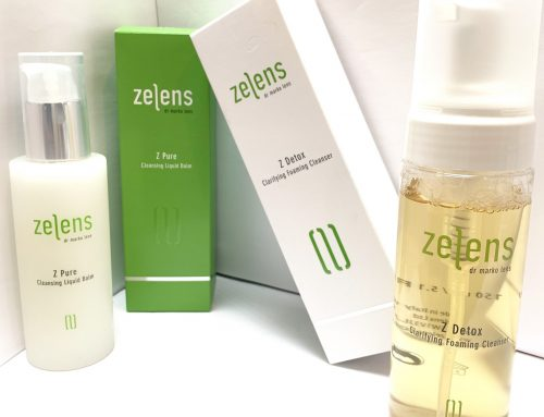 Double cleanse with this Dynamic Duo from Zelens!