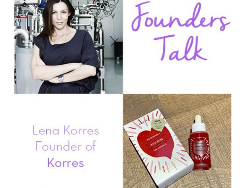 Founders Talk with Lena Korres of Korres