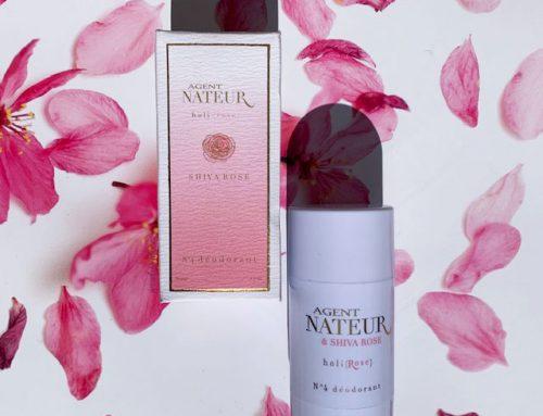 Agent Nateur 'Holi rose deodorant No4'