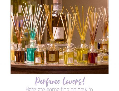 Fragrance Shopping Tips!