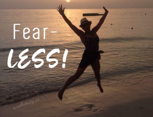 Live 'Fear' Less!