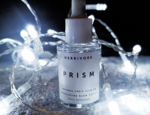 Get back your glow with Herbivore's Prism Potion!