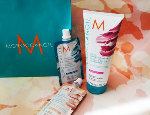 Introducing Moroccanoil's New Colour Depositing Masks!